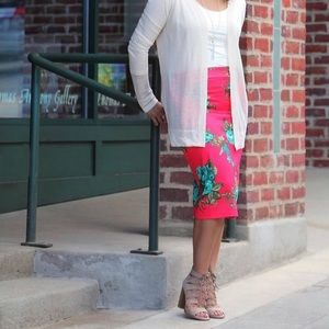 SweetSalt Clothing Pencil Skirt (L)